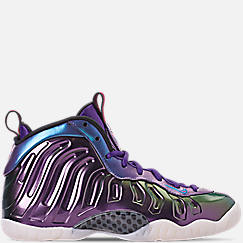 a11d64d7cef Big Kids  Nike Little Posite One Basketball Shoes
