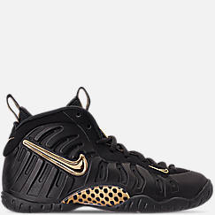 Boys' Big Kids' Nike Little Posite Pro Basketball Shoes