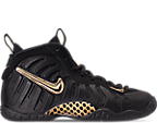Boys' Grade School Nike Little Posite Pro Basketball Shoes by Nike