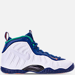 Boys Big Kids Nike Little Posite Pro Basketball Shoes