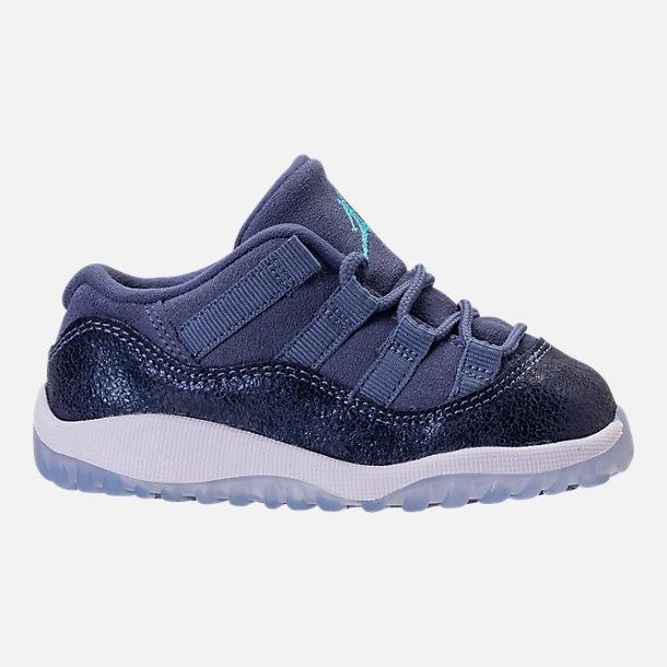 ebc4c558ec83e Right view of Kids  Toddler Air Jordan Retro 11 Low Basketball Shoes