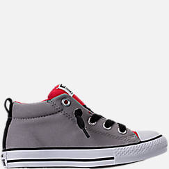 Boys' Preschool Converse Chuck Taylor Street Mid Casual Shoes