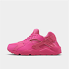 Girls' Big Kids' Nike Huarache Run Casual Shoes