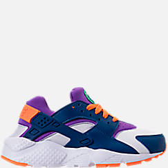 Kids' Grade School Nike Huarache Run Running Shoes