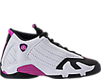 White/Fuchsia Blast/Black