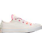 Girls' Preschool Converse Chuck Taylor All Star Loopholes Ox Casual Shoes