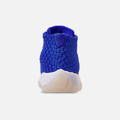 Back view of Boys' Big Kids' Air Jordan Future Basketball Shoes