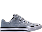 Girls' Preschool Converse Chuck Taylor Madison Ox Velvet Casual Shoes