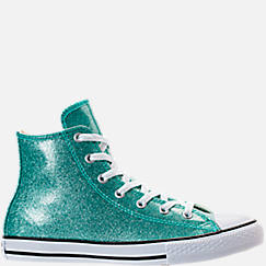 Girls' Grade School Converse Chuck Taylor High Top Casual Shoes