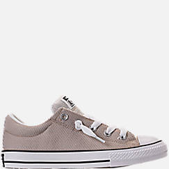 Boys' Big Kids' Converse Chuck Taylor All-Star Street Slip-On Casual Shoes