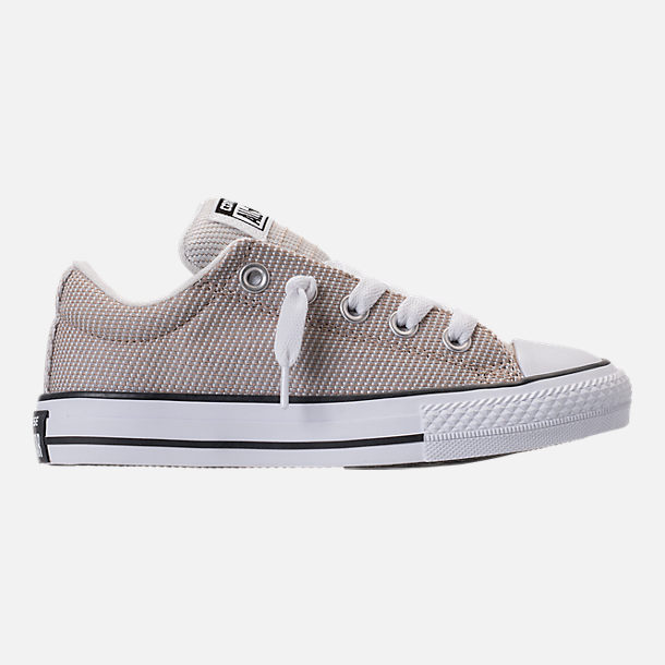 Right view of Boys' Preschool Converse Chuck Taylor High Street Ox Casual  Shoes in Vintage