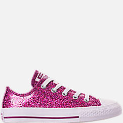 Girls' Little Kids' Converse Chuck Taylor Party Dress Low Casual Shoes