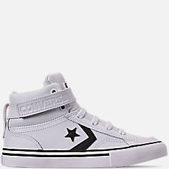 Boys' Little Kids' Converse Pro Blaze Strap Hi Casual Shoes