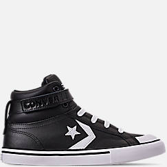 Boys' Big Kids' Converse Pro Blaze Strap Hi Casual Shoes
