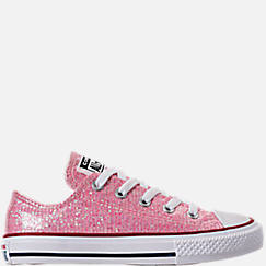Girls' Little Kids' Converse Chuck Taylor Ox Casual Shoes