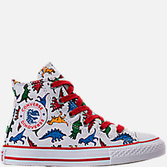 72089c1cb426 Boys  Little Kids  Converse Chuck Taylor All Star Dinoverse High Top Casual  Shoes