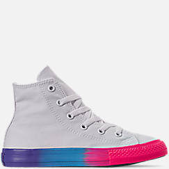 Girls' Little Kids' Converse Chuck Taylor High Top Glitter Casual Shoes