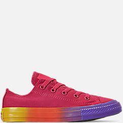 Girls' Little Kids' Converse Chuck Ox Casual Shoes