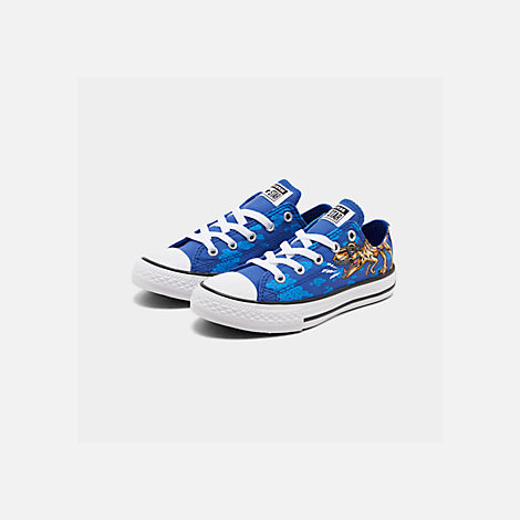 Boys' Little Kids' Converse Chuck Taylor Low Top Casual Shoes by Converse