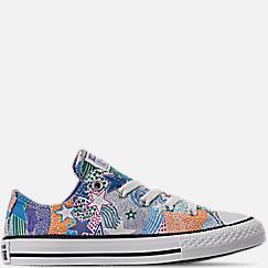 Girls' Little Kids' Converse Chuck Low Top Casual Shoes