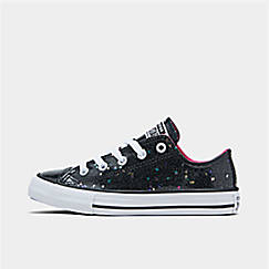 Girls' Little Kids' Converse Chuck Taylor Galaxy Glimmer Low Top Casual Shoes