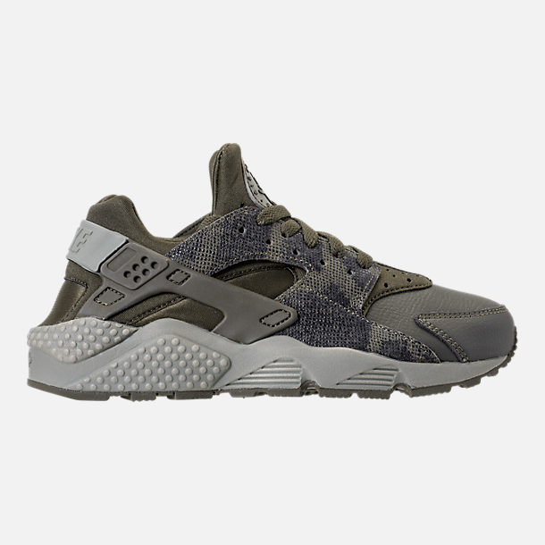 nike air huarache premium women's black