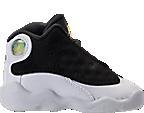 Girls' Toddler Air Jordan Retro 13 Basketball Shoes