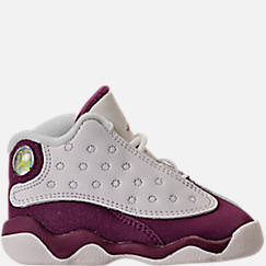 Kids' Toddler Air Jordan Retro 13 Basketball Shoes