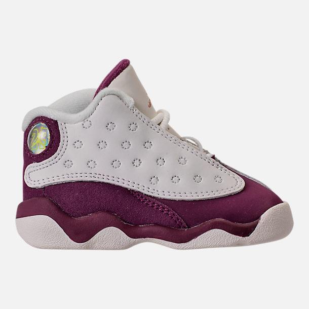 b894a664ce3de Right view of Kids  Toddler Air Jordan Retro 13 Basketball Shoes