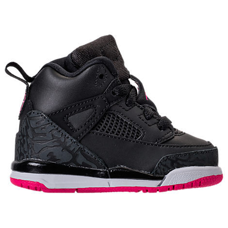 8e5b0d4e380f13 Nike Girls  Toddler Jordan Spizike Basketball Shoes