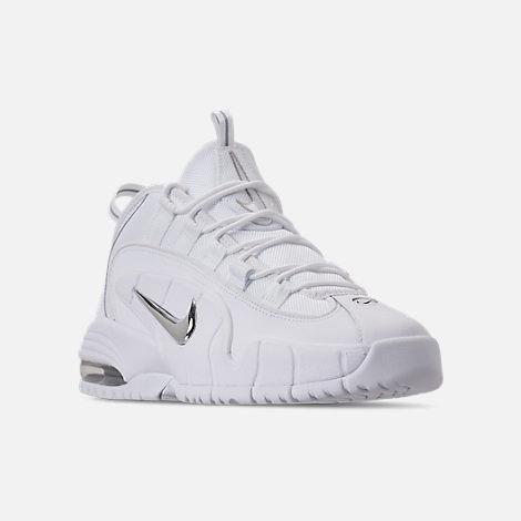 Nike Air Max Penny 1 White Metallic GS 685153 100 Release