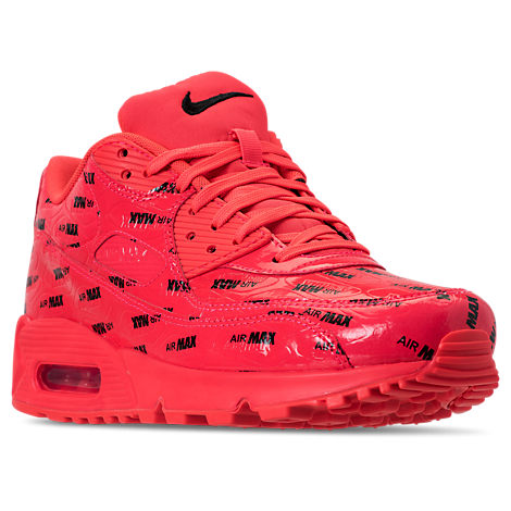 Mens Nike Air Max 90 Premium Running Shoes