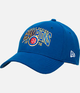 New Era Chicago Cubs MLB World Series Champions 2016 Fitted Hat Product Image
