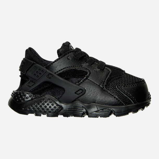 d1a3d83c1dbc Right view of Boys  Toddler Nike Huarache Run Casual Shoes in Black Black