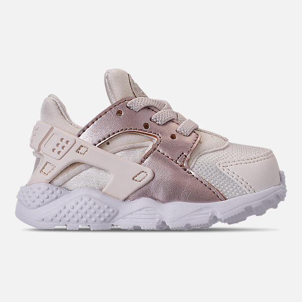 Right view of Kids' Toddler Nike Huarache Run Casual Shoes