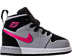 Black/Deadly Pink/Wolf Grey/White