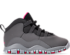 Dark Smoke Grey/Rush Pink/Black/Iron