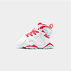 new concept 7e22f 62a5f Girls  Toddler Air Jordan Retro 7 Basketball Shoes