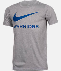 Kids' Nike Golden State Warriors NBA Swoosh T-Shirt