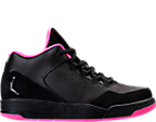 Girls' Preschool Jordan Flight Origin 2 Basketball Shoes