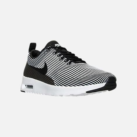 Women's Nike Air Max Thea Jacquard Casual Shoes  Finish Line