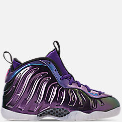 Little Kids' Nike Little Posite One Basketball Shoes