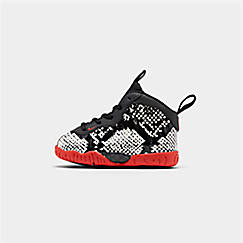 new product ddbfe f1d30 Kids  Toddler Nike Little Posite One Basketball Shoes