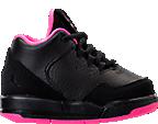 Girls' Toddler Jordan Flight Origin 2 Basketball Shoes