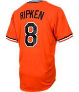 Men's Majestic Baltimore Orioles MLB Cal Ripken Throwback Jersey