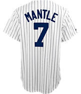Men's Majestic New York Yankees MLB Mickey Mantle Throwback Jersey