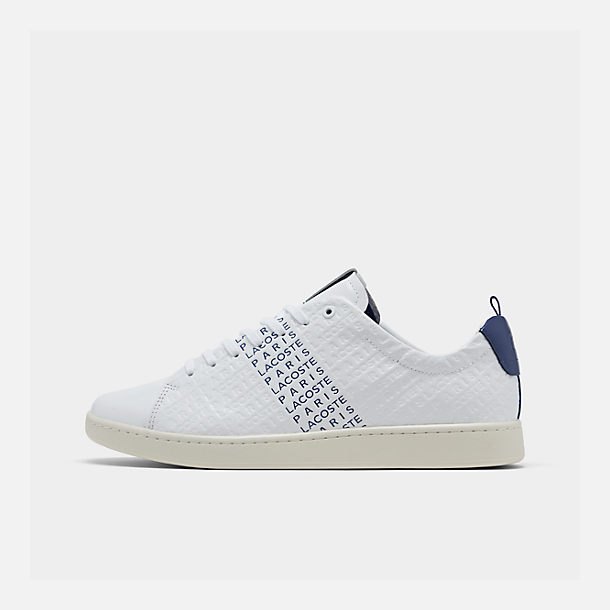 taille 40 0f2b1 7b0df Men's Lacoste Carnaby Paris Casual Shoes