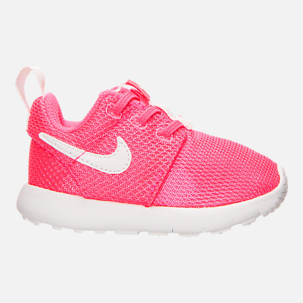 6140f2e01d Right view of Girls' Toddler Nike Roshe One Casual Shoes