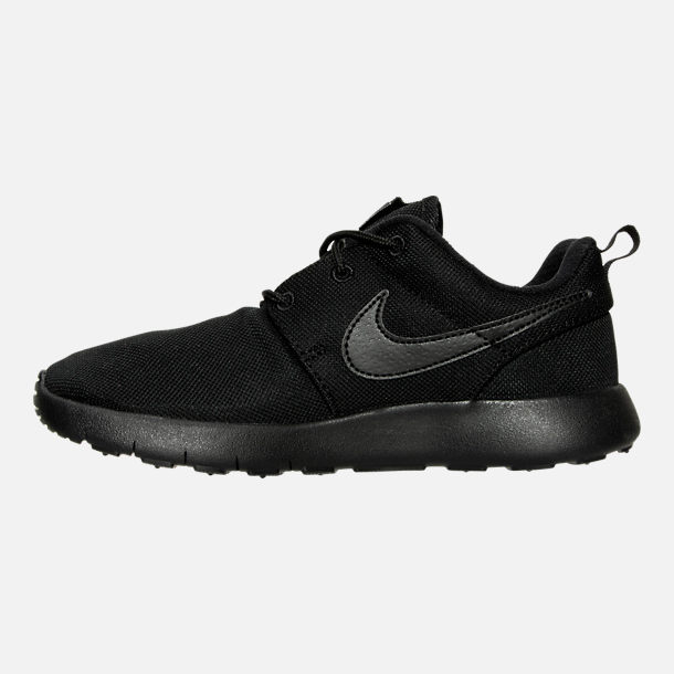 Left view of Boys' Little Kids' Nike Roshe One Casual Shoes