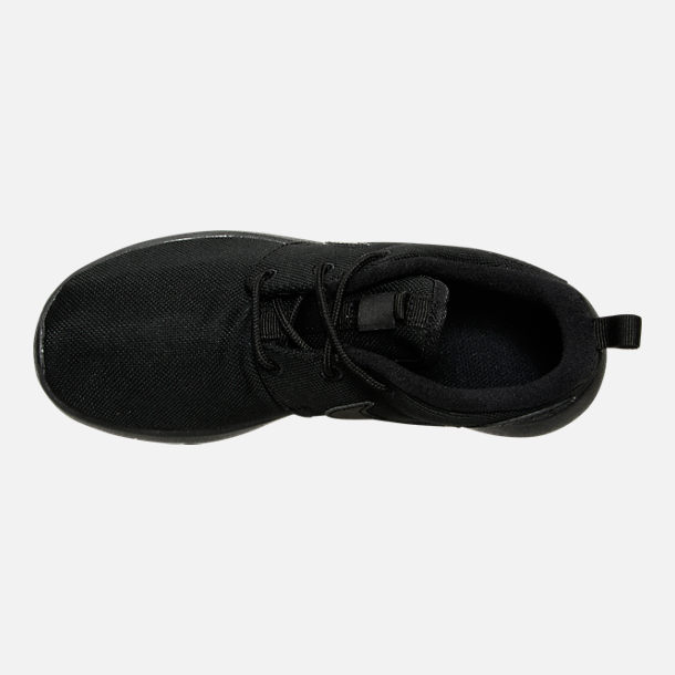 Top view of Boys' Little Kids' Nike Roshe One Casual Shoes